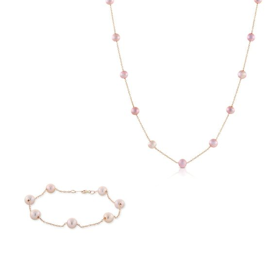 Pink Pearls Gift Bundle