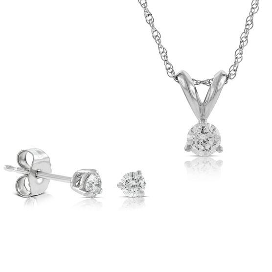 Diamond Solitaires Gift Bundle