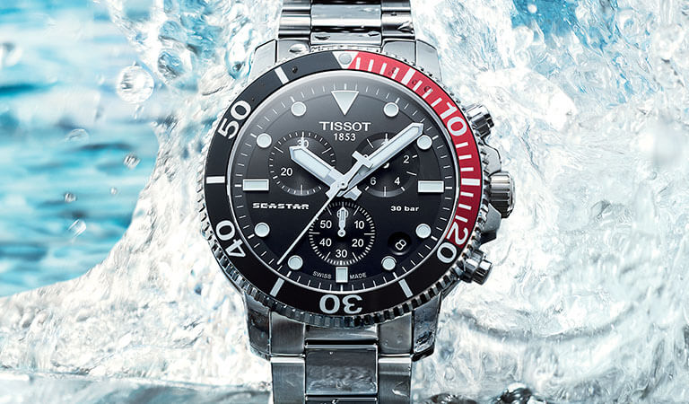 Tissot Men's Watch | SeastarRed