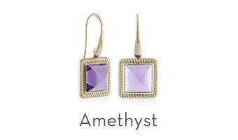 February: Amethyst