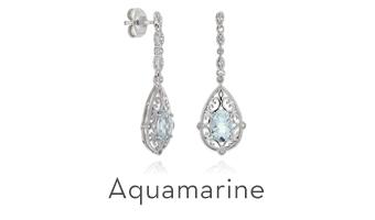 March: Aquamarine