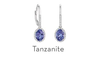 December: Tanzanite