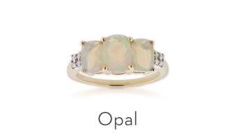 October: Opal
