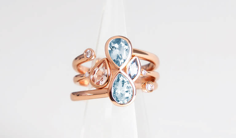 Shop Aquamarine Jewelry