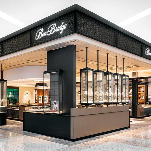 Ben Bridge Storefront