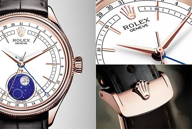 The cellini moonphase