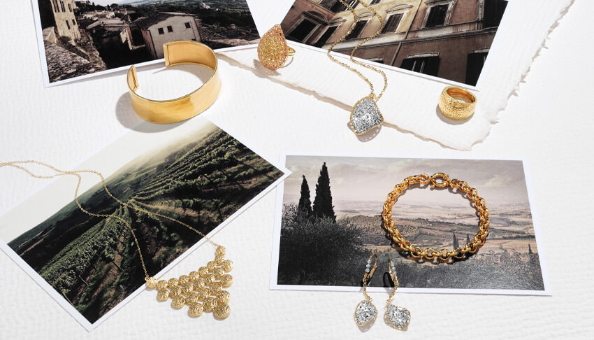 Toscano Italian Gold Collection