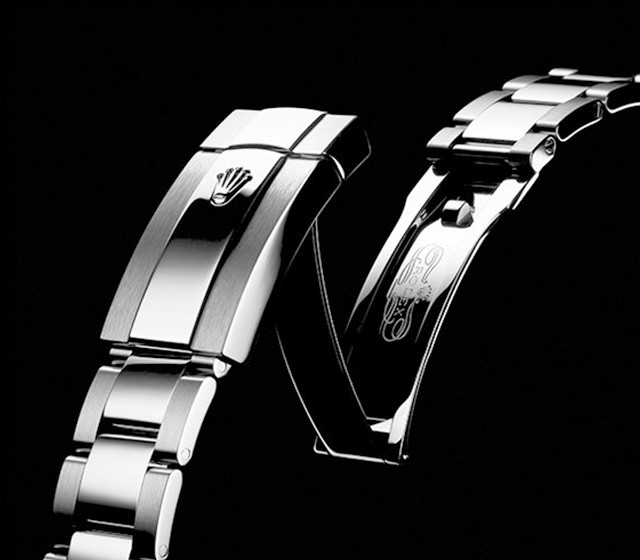 The oyster perpetual bracelet