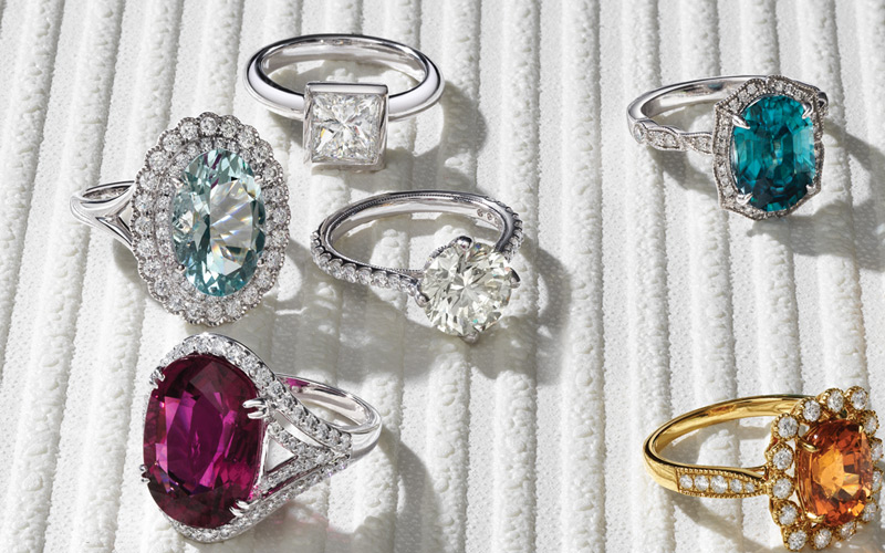 Shop Ikuma Diamond Rings
