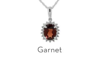 January: Garnet
