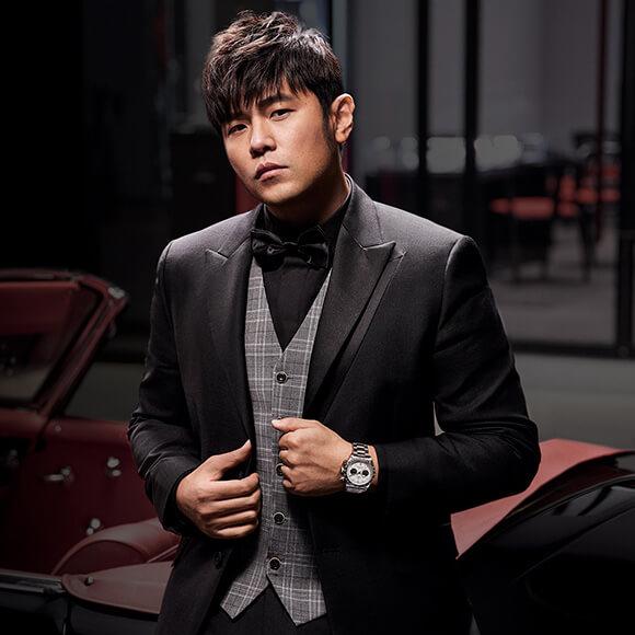 TUDOR Ambassador - JAY CHOU