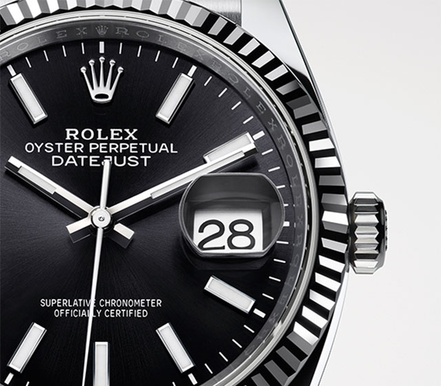 The Datejust Date