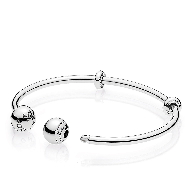 Pandora Open Bangle Bracelet 596477 Ben Bridge Jeweler