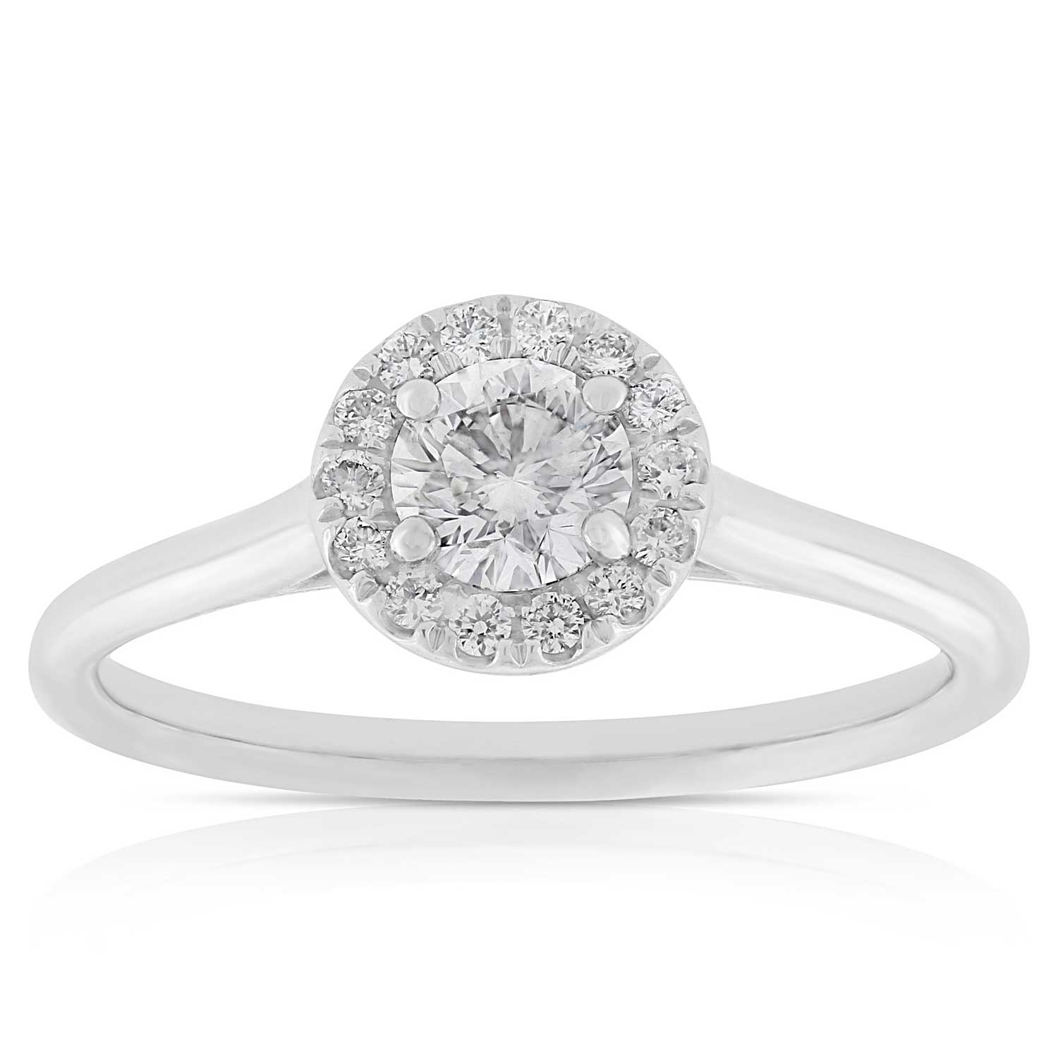 513cca3b7e47e Signature Forevermark Diamond Ring 18K