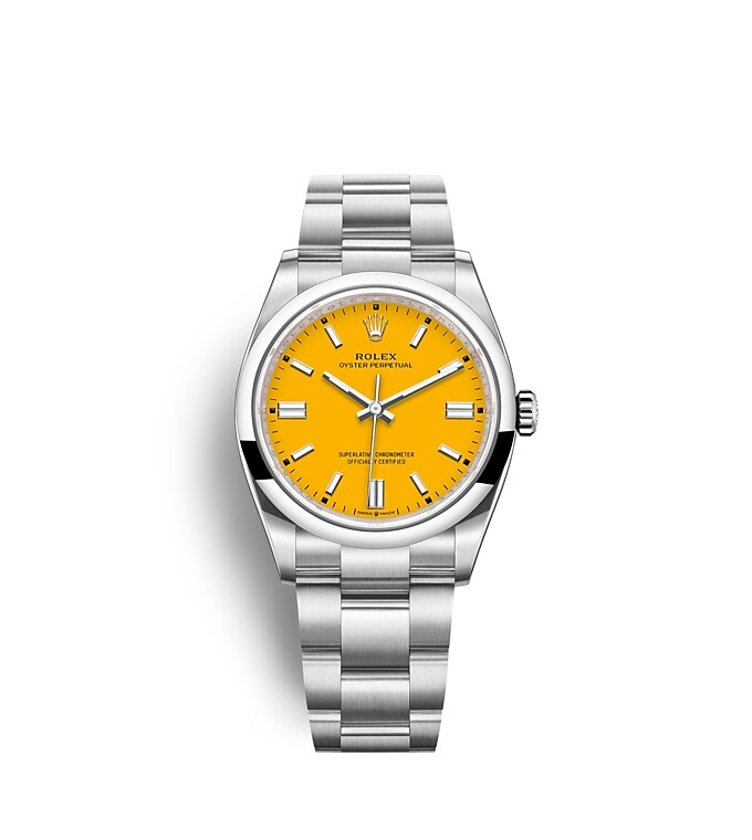 Oyster Perpetual watch