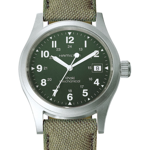 Hamilton Khaki Field Mechanical Watch H69419363 Ben Bridge Jeweler