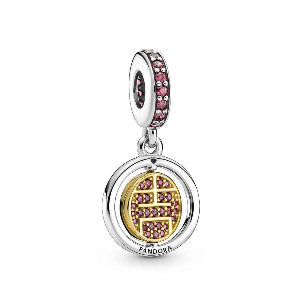 Details about  /New Polished Rhodium Plated 925 Sterling Silver Rodeo Charm Pendant