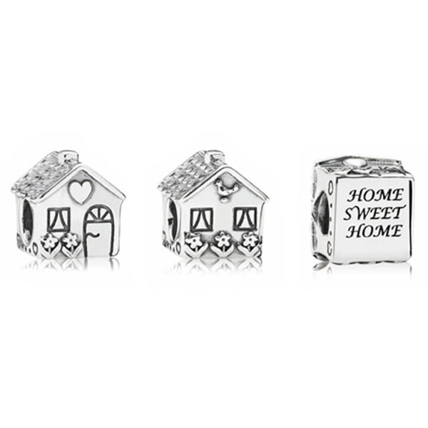 Pandora Home Sweet Home Charm 791267 Ben Bridge Jeweler