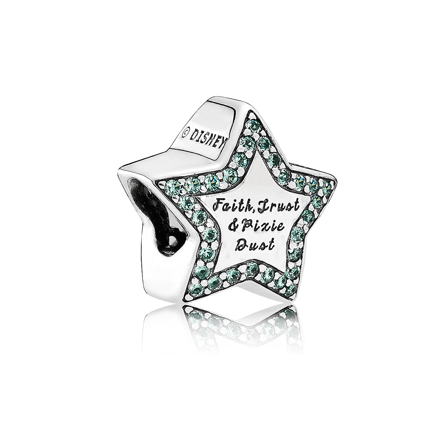 efd50403b PANDORA Disney Tinkerbell Star Charm - 791920NPG | Ben Bridge Jeweler