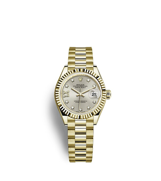 Lady-Datejust watch