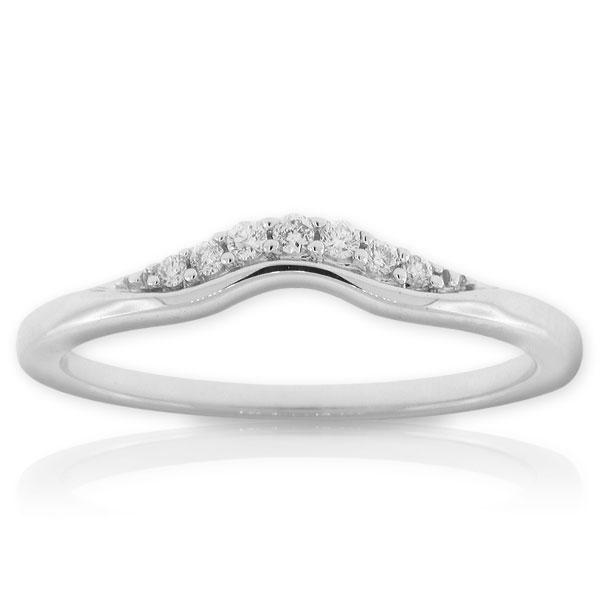 diamond wedding band 14k ben bridge jeweler