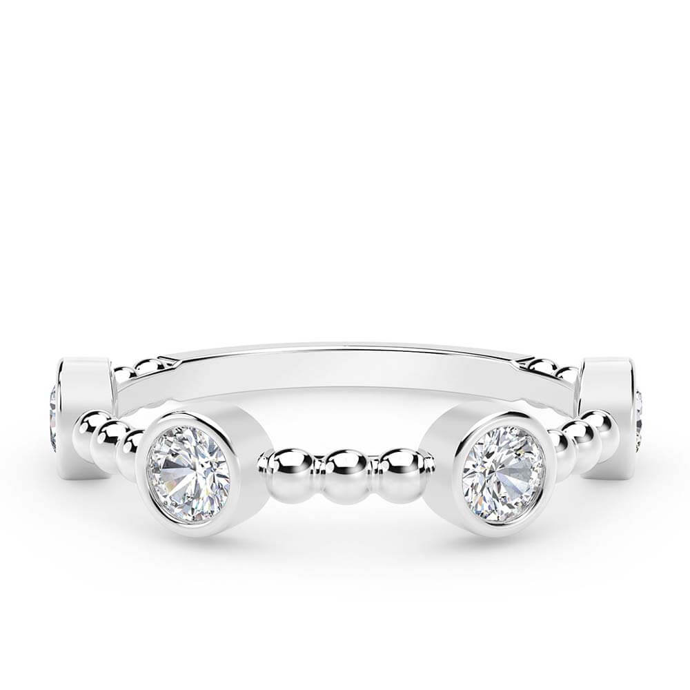 d7fd49720ab Images. The Forevermark Tribute™ Collection Round Diamond Ring 18K