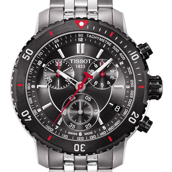 tissot prs 200 chronograph watch t0674172105100 ben. Black Bedroom Furniture Sets. Home Design Ideas