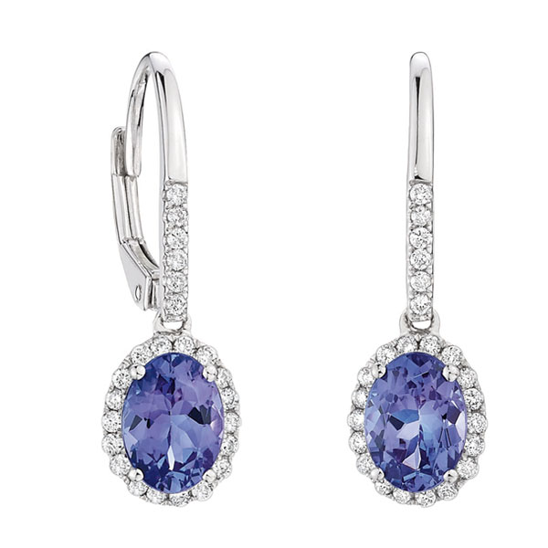item wedding accessories women alibaba sterling com blue in aliexpress earrings from fine for jewelry on tanzanite silver stone