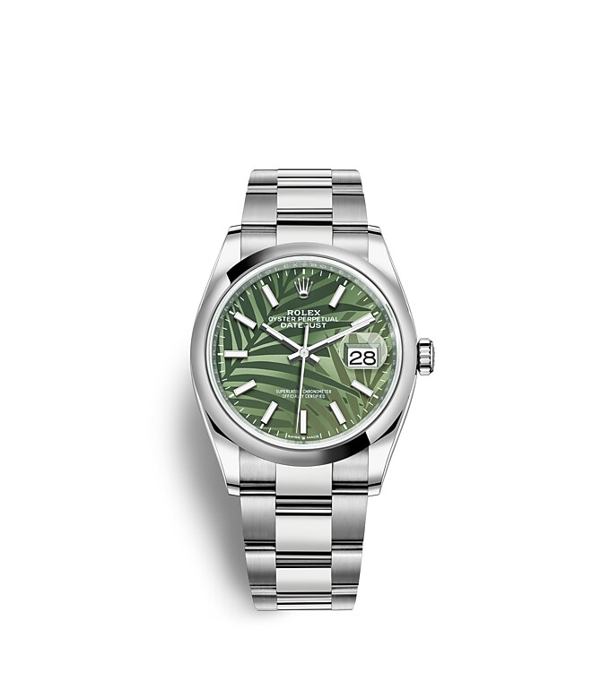 Datejust 36 watch