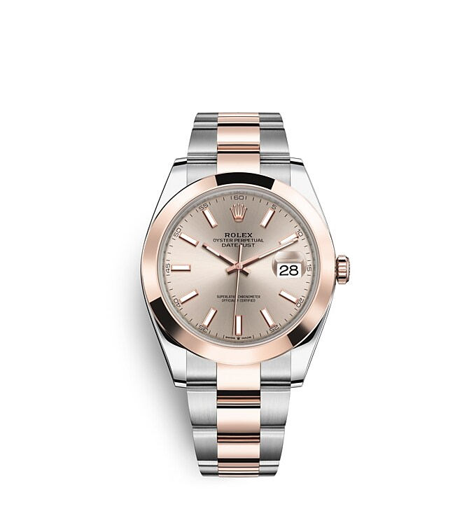 Datejust 41 watch
