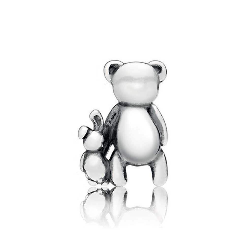 Pandora Perfect Pals Petite Locket Charm 797054 Ben