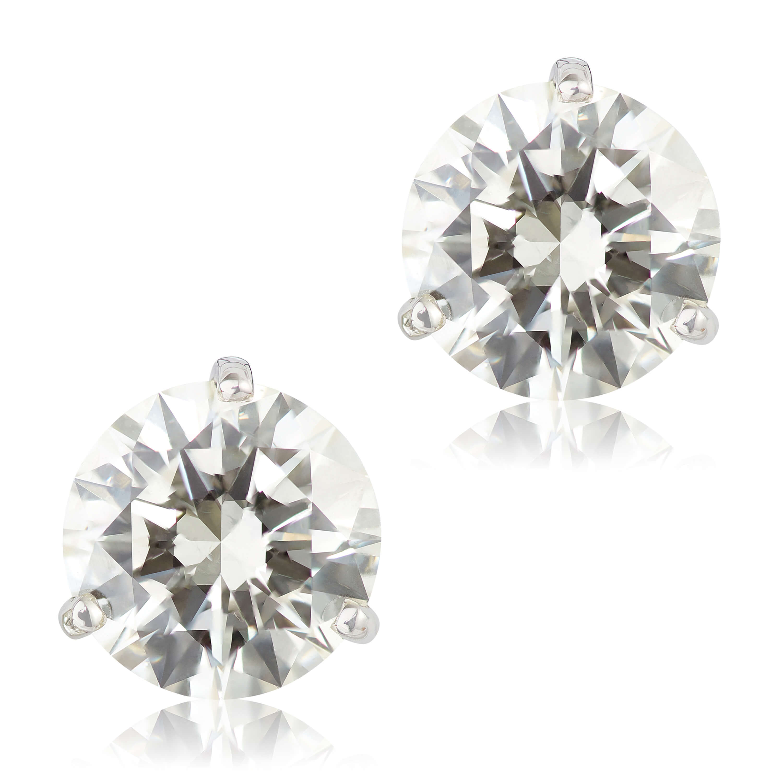 44554b245 Ikuma Canadian Diamond Earrings 14K, 4 ctw.   Ben Bridge Jeweler