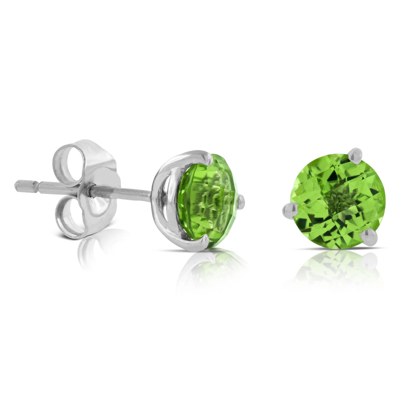 37846b936 Peridot Earrings 14K | Ben Bridge Jeweler