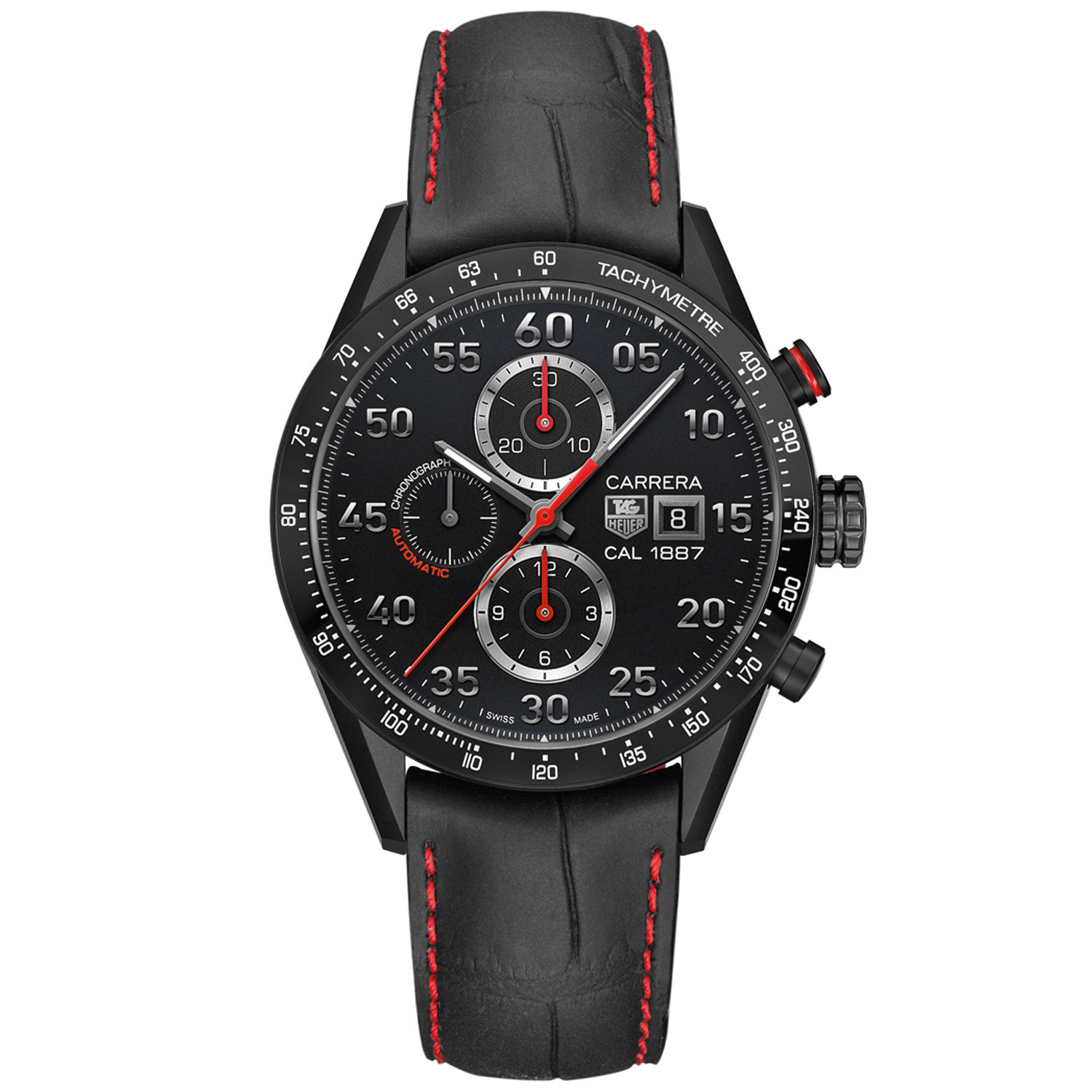 tag heuer carrera calibre 1887 racing chronograph. Black Bedroom Furniture Sets. Home Design Ideas