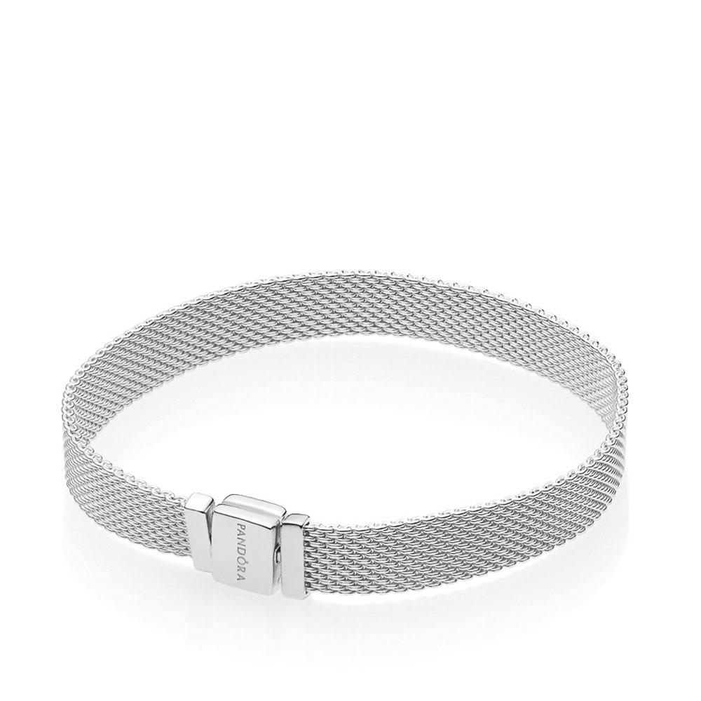 bracelet pandora reflexion noir