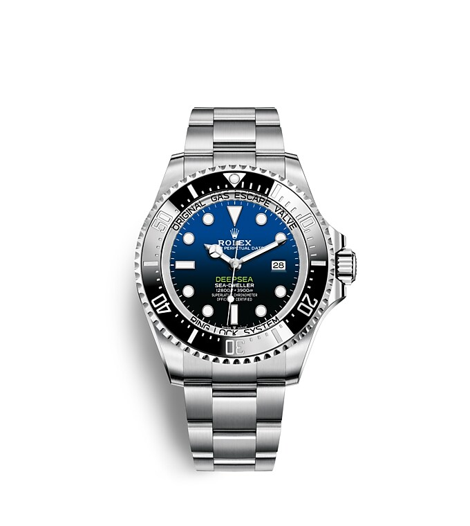 Sea-Dweller watch