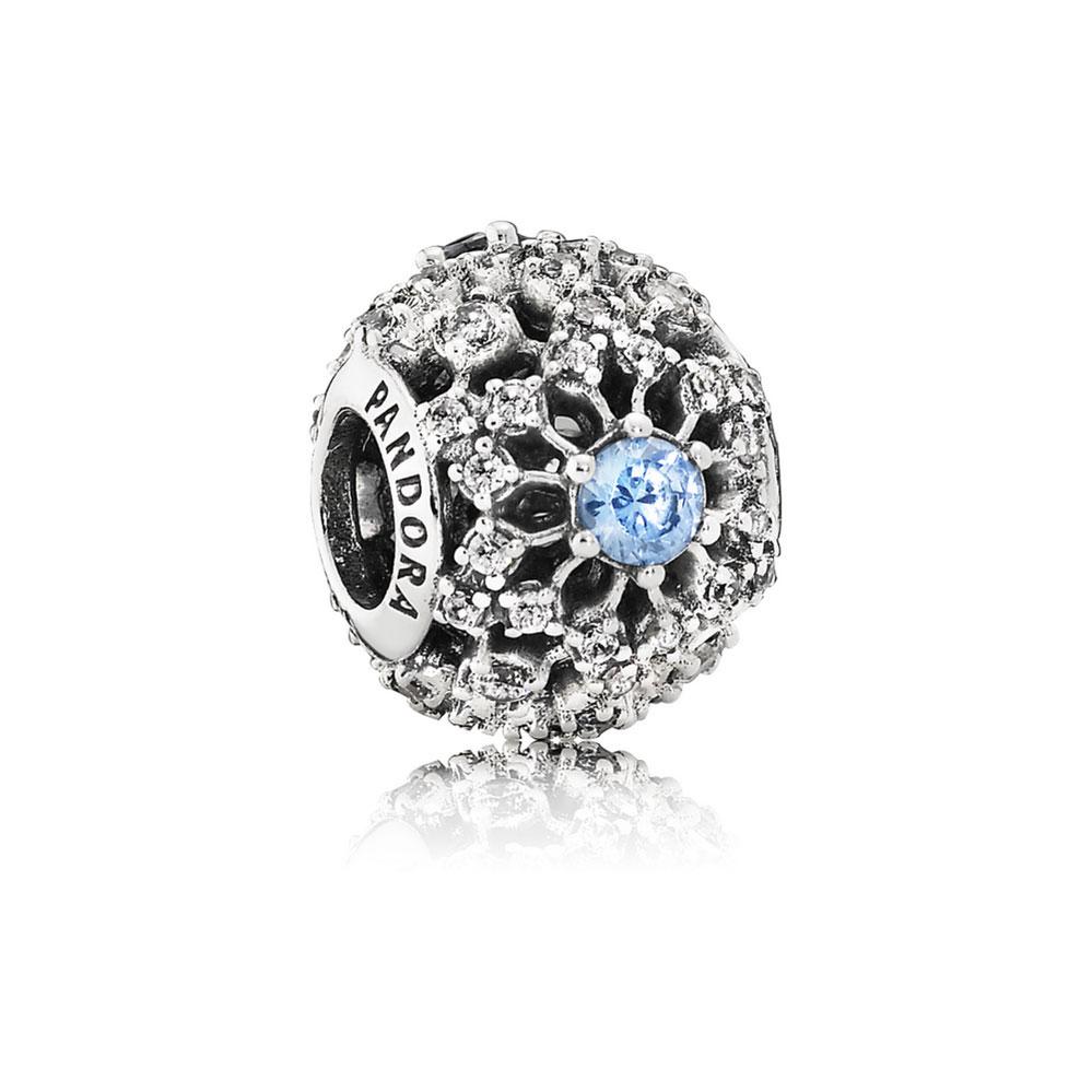 0f5c54fbe PANDORA Disney Cinderella's Wish Charm - 791592CFL | Ben Bridge Jeweler