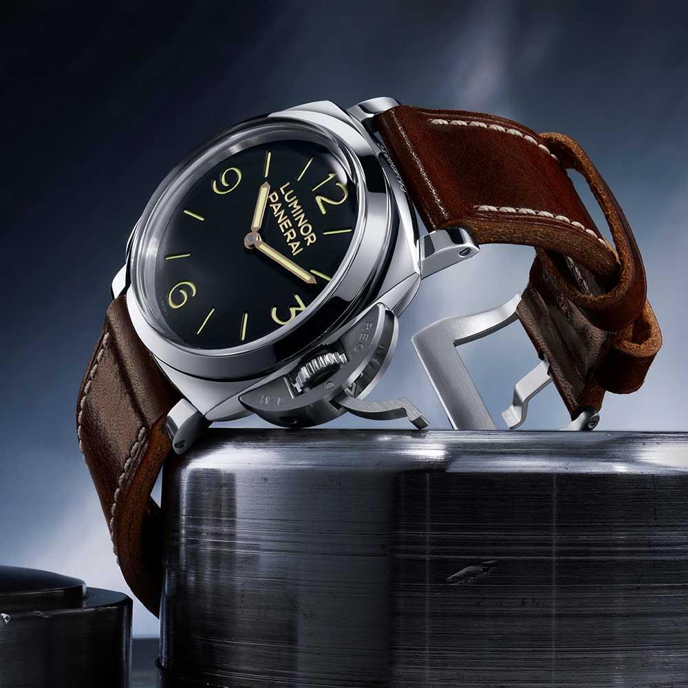 PANERAI Luminor 1950 Acciaio Watch