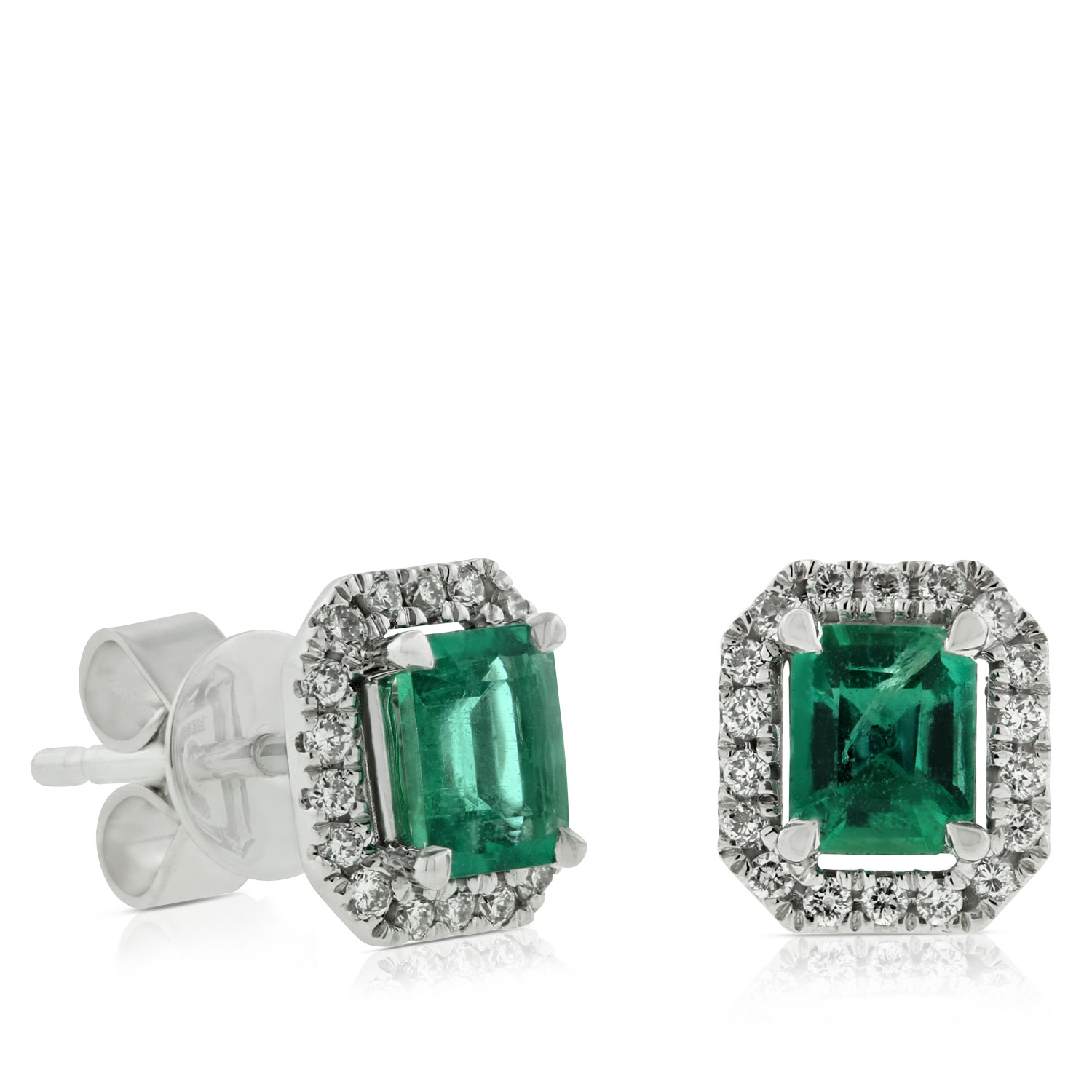 earrings solid t fade ctw p emeralds with gold emerald natural spring stud htm doesn