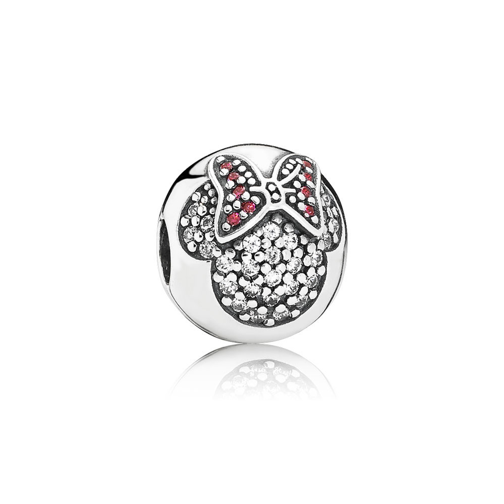 Pandora Disney Minnie Pav 233 Clip 791450cz Ben Bridge