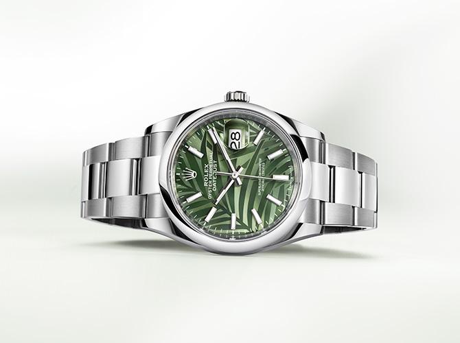 Rolex Datejust 36 Watch