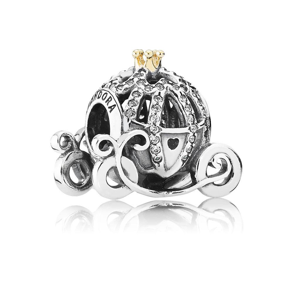 disney pandora charms silver