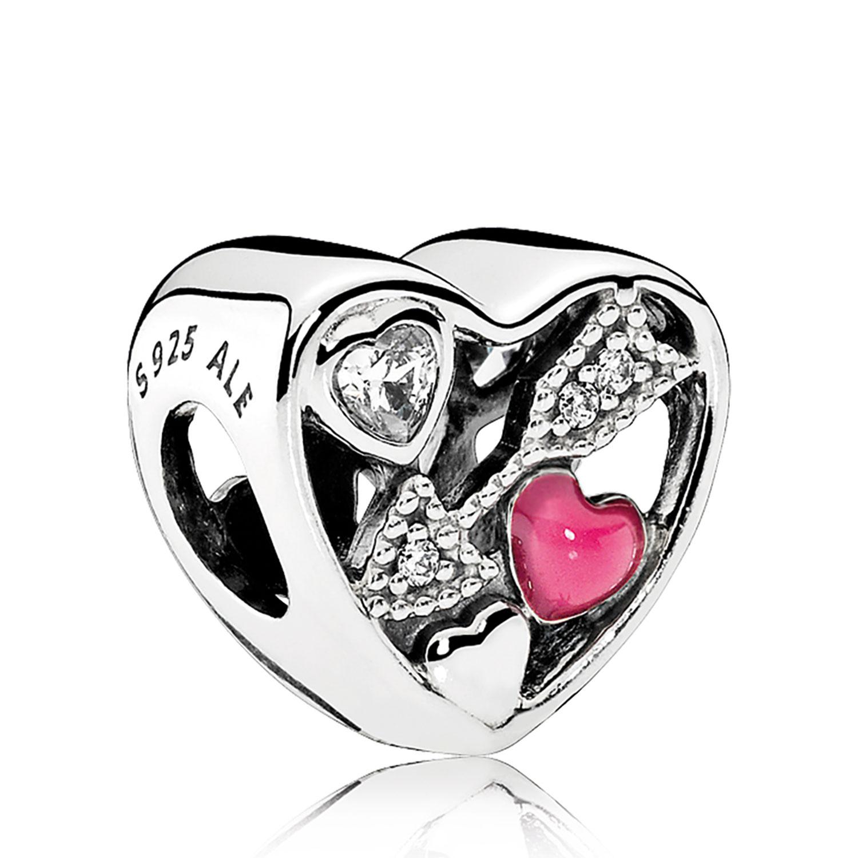 Pandora Love Struck Charm Gift Set 792039cz Ben Bridge